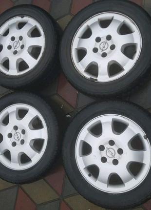 Колеса Opel Vectra R16
