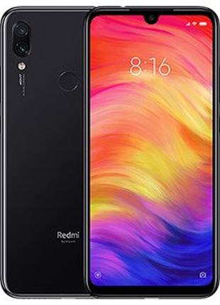 Xiomi redmi note 7 4/64GB Black глобальная прошивка