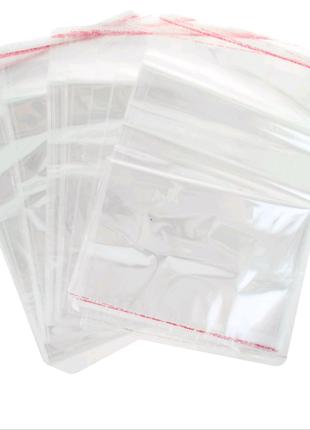 Полипропиленовый упаковочный пакет с верхним клапаном