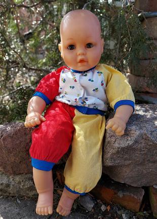 Пупс Лисси Германия 52 см Кукла Куколка Винтажная