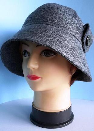 Шляпа женская. клош.