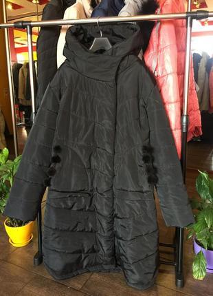 Продам зимнюю женскую куртку, новую! большой размер!