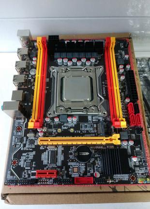Материнка Jingsha X79 2.72B (s2011, SATA3, M2, 2-канальный режим