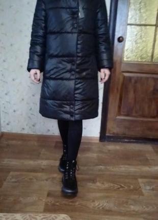 Женское пальто куртка пуховик зимняя распродажа