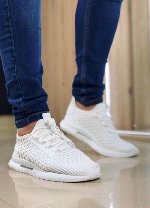 Мужская Обувь Белые