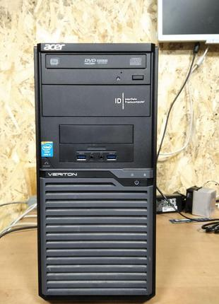 Cистемный блок Acer Veriton Twr M2631 (i3-4150/8GB DDR3/SSD120Gb)