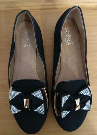 Балетки мокасины | Нові | Сандалии, босоножки туфли