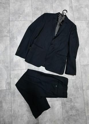 Костюм мужской,  классический костюм, пиджак, брюки