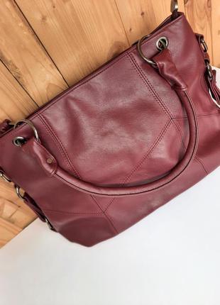 Сумка женская, кожаная сумка, кожаная женская сумка