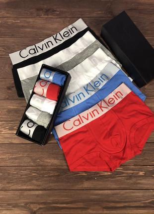 Подарочный набор Calvin Klein , трусы Calvin Klein трусы Келвин