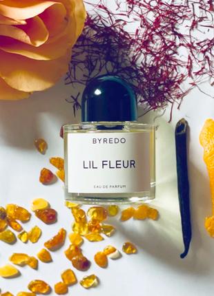 Byredo Lil Fleur Оригинал EDP  3 мл Затест_парф.вода