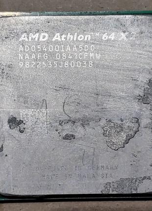 Процессор AM2 Athlon 64 X2 5400+ ADO5400IAA5DO