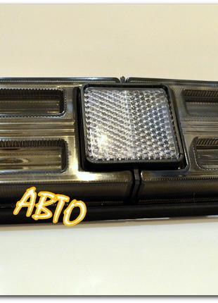 Тонированные задние фонари 21011,2101 с цветными лампами