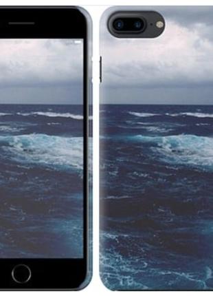 Чохол на iPhone 7 Plus Океан (2689c-337-25393)