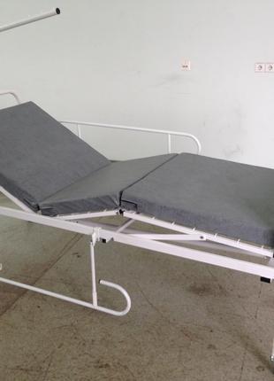 Кровать медицинская Пульс со штативом