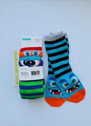 Детские носочки примарк для мальчика 2-11 лет