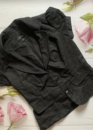 Пиджак классика, пиджак с коротким рукавом