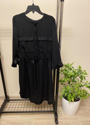 Платье рубашка, платье футболка, h&m