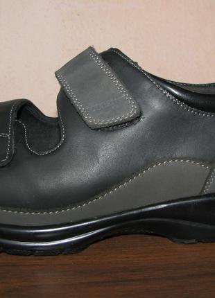 Кожаные  ортопедические сандалии Podartis, как MBT
