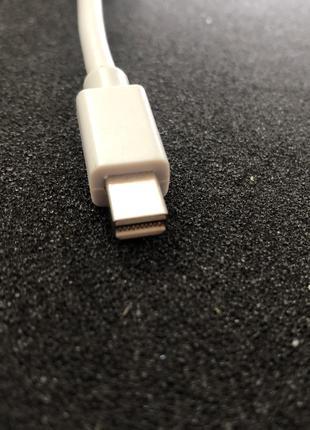 Переходник с Mini Display port на VGA