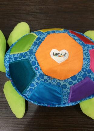 Музыкальная черепаха Lamaze