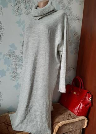 Стильное платье oversize