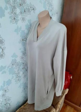 Стильное удобное платье oversize