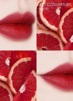 Кремовая матовая помада для губ focallure chocolate в оттенке ...