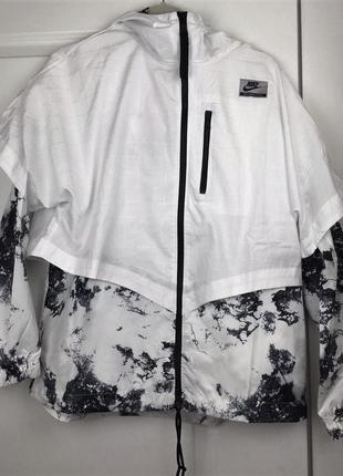 Новая ветровка nike оригинал куртка найки найк дождевик весна ...