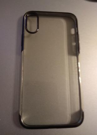 """""""Spigen"""" чехол накладка к iPhone XR (Made in South Korea)"""