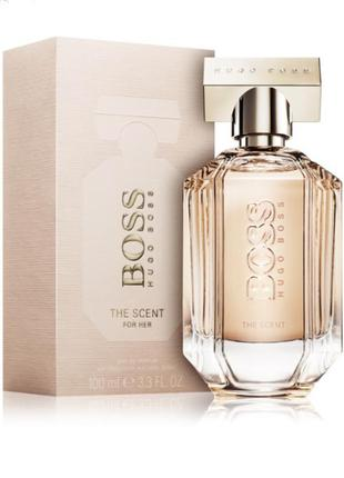 Оригінал!!!hugo boss boss the scent парфумована вода для жінок