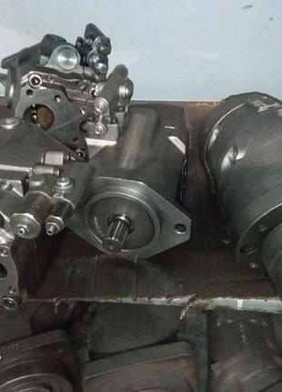 Гидромоторы гидронасосы для спецтехники ремонт реставрация новые