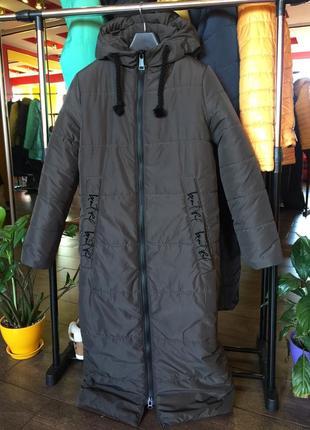 Продам женскую длинную куртку осень-зима, новую! много моделей!