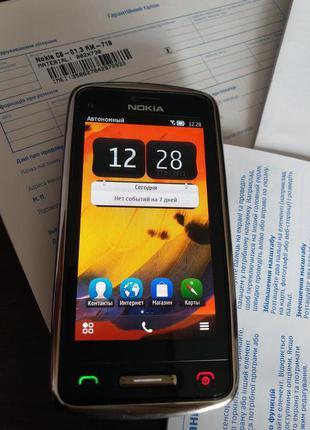 Nokia С6-01