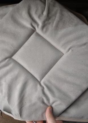 Подушка конверт на стул, табурет ярослав 33*33 см