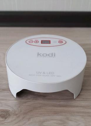 Лампа UV Led KODI, УФ LED лампа 40 Ватт. Lamp UV LED KODI 40 v