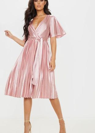 👑♥️final sale 2019 ♥️👑  роскошное платье миди