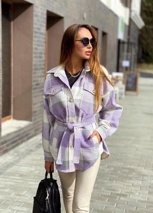 Куртка рубашка тренд о котором говорят все стилисты