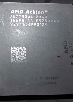 Продам процессор AMD Athlon X2 7750 с охлаждением