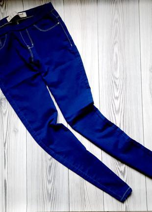 Джеггинсы джинсы denim co бирка 34 xs