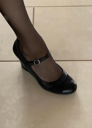Туфли стильные vagabond размер 39