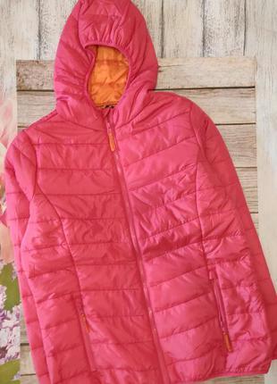 Легкая стеганая женская куртка newcential германия
