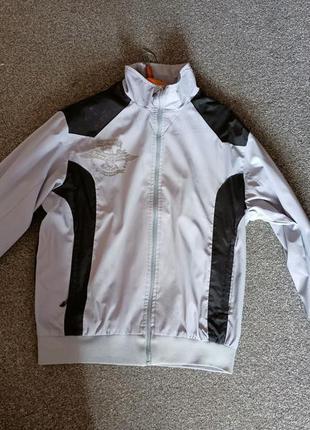 Ветровка мужская олимпийка куртка курточка деми весна