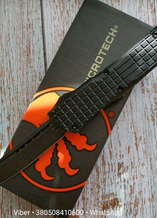Нож Microtech Combat Troodon Delta Tanto