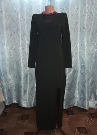 Вечернее, необычное, нарядное платье