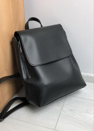 Рюкзак черный luck sherrys