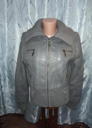 Курточка из эко кожи  от lucid