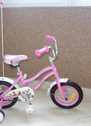 Детский велосипед   Stern Fantasy (колеса 12дюймов)