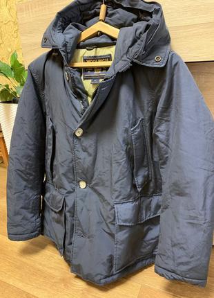 Пуховик куртка woolrich arctic anorak