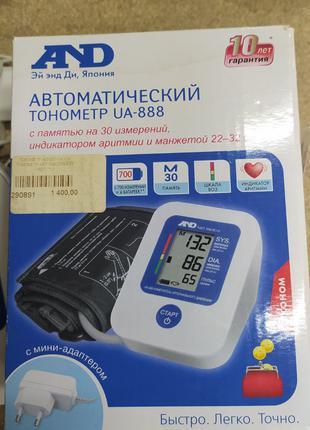 Тонометр AND UA888